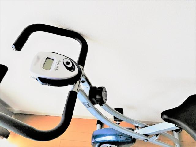 リハビリ(自転車)の写真